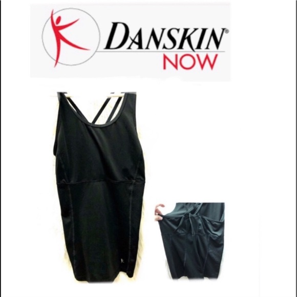 Danskin Now Other - DANSKIN NOW WORKOUT DANCE TOP W/ SIDE VENTS